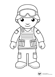 Soldier Printable Coloring Pages Coloring Pages Community