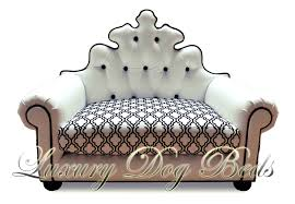 luxury dog bed furniture. Phenomenal Fancy Dog Beds Furniture Sleeping On Bed Print Size Warm Luxury I Love My Floor