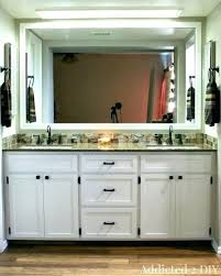 Build your own bathroom vanity plans Farmhouse Build Your Own Vanity Superb Wonderful Build Your Own Bathroom Vanity Plans Built My Own Oneskor Build Your Own Vanity Beautiful Build Your Own Bathroom Cabinets