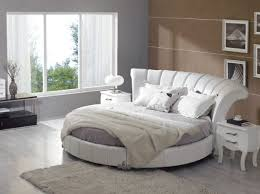 View in gallery Contemporary round bed-set helps create exquisite interiors