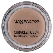 6 5 gbp max factor miracle touch liquid illusion foundation choose your shade