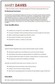 How To Write A Good Cv Cv Example For Expats Myperfectcv