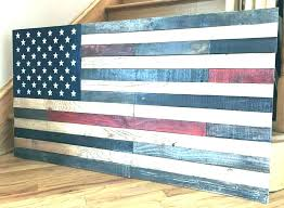 distressed wood american flag flag wood art rustic wooden flag wall arts wood art painted pertaining distressed wood american flag
