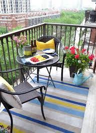 small apartment balcony decorating ideas