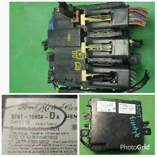 car truck computers chips cruise control for ford style 2005 06 07 ford style fuse box multifunction module 5f9t 15604 da