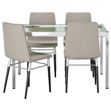 glass dining table ikea. ikea preben/glivarp table and 4 chairs you sit comfortably thanks to the padded seat glass dining ikea n