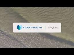 Mychart Vidant Health