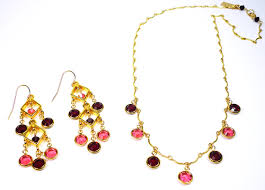 handcrafted swarovski crystal necklaces