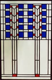 Frank Lloyd Wright Stained Glass Patterns