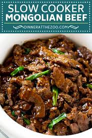 How to cook the beef crispy outside and tender insides. Slow Cooker Mongolian Beef Dinner At The Zoo