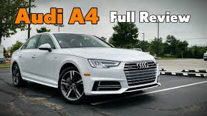 2018 audi a4. wonderful 2018 2018 audi a4 sedan full review  prestige premium plus u0026 in audi a4