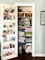 Linen Closet Design Plans Linen Closet Organization 7 Simple Tips For A Pretty And