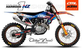 2018 ktm graphics. wonderful ktm ktm custom graphics kits for 2018 ktm graphics f