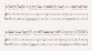 sweater weather piano sheet music euphonium sweater weather the neighborhood sheet music chords