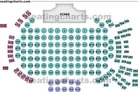 Hollywood Palladium Seating Chart Seating Charts