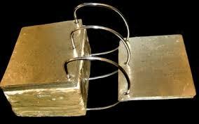 golden plates replica