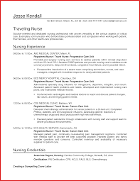 Best Of Nurse Resume Example Memo Header
