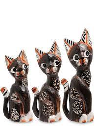 <b>Фигурка</b> ''Кошка'' <b>Decor</b> & <b>gift</b> 4006458 в интернет-магазине ...