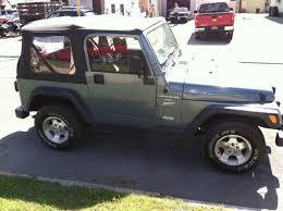 1999 jeep wrangler low mile 2 door