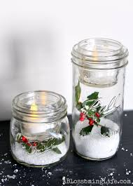 Mason Jar Candle Holders 5 Unique Homemade Gifts In A Jar
