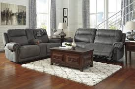 ashley power recliner sofa. Ashley 384 Austere Power Reclining Sofa Recliner