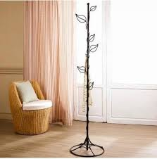 Iron Coat Rack Stand European Iron Coat Stand Bedroom Coatrack Creative Tree Coat Rack 58