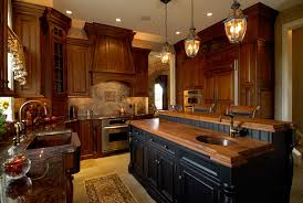 traditional cherry kitchen old world style in macungie pennsylvania by morris black designs in lehigh valley