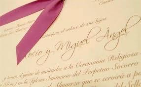 formato de invitaciones de boda texto de las invitaciones de boda