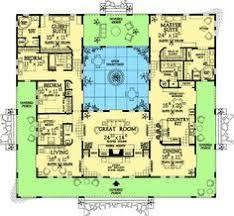 ideas about Spanish Homes on Pinterest   Spanish Style        COURTYARD   Plan W W  Southwest  Florida  Spanish