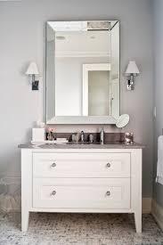 awesome Gray Bathroom Mirror Interior wwwmegapodzillacom