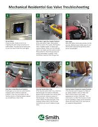 Gas Water Heater Won T Light Pdf Mechanical Residential Gas Valve Troubleshooting
