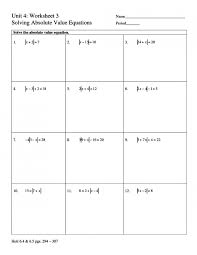 likable solving absolute value equations and inequalities worksheet worksheets aen av 5 advanced extraneous solutions 970