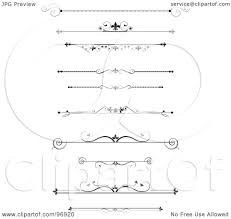 Decorative Line Clip Art Decorative Line Clip Art Clipart Download