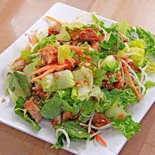 chinese en salad white t