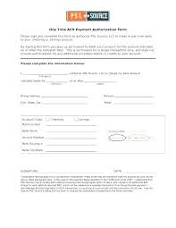 Automatic Withdrawal Form Template Payment Approval Form Template Free Document Email