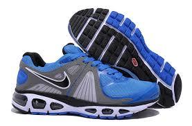 nike mens running shoes. uk nike air max tailwind +4 mens royalblue gray gi24082 running shoes