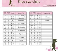 shoes size 36 in us kids shoe size chart urban mommies