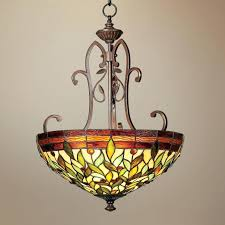 small stained glass ceiling light fixtures colorful chandelier hanging fixture lights polished nickel nursery