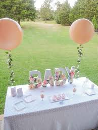 Baby Shower TablesBaby Shower Party Table Decorations