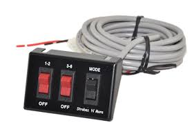 selectable switch for the whelen csp pro series power supplies switch for the whelen csp pro series power supplies