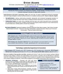 Technology Officer Sample Resume Awesome Collection Of Resume Examples Cv Sample Resume Templates 10