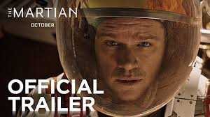 The Martian | Official Trailer [HD] | 20th Century FOX | The martian,  Inspirational movies, 20th century fox