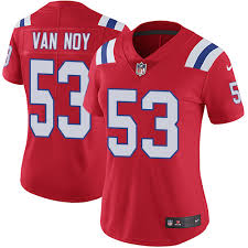 Free Shipping Van Elite Patriots Jersey Noy Wholesale Limited Kyle Authentic