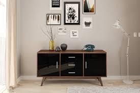 white or black furniture. Birlea Shard 2 Door 4 Drawer Sideboard - White Or Black ImagineX Furniture \u0026 Interiors M