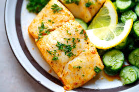Easy Baked Halibut Recipe - Cooking LSL