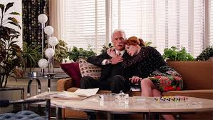 roger sterling office. when roger notices that the office lease for this month was never paid executives soon put two and together mccannerickson is planning on sterling n