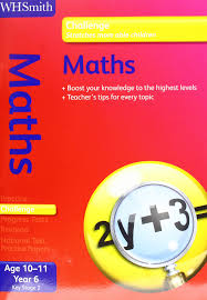 Wh Smith Paperback Chart Wh Smith Challenge Key Stage 2 Maths Y6 10 11 Amazon Co Uk