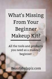 beginners makeup what s missing from your beginner makeup kit all the tools and s you