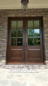 double entry entrypoint doors