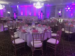 Crystal Light Banquets Chicago Gorgeous Quinceanera Crystal Room In 2019 Crystal Room